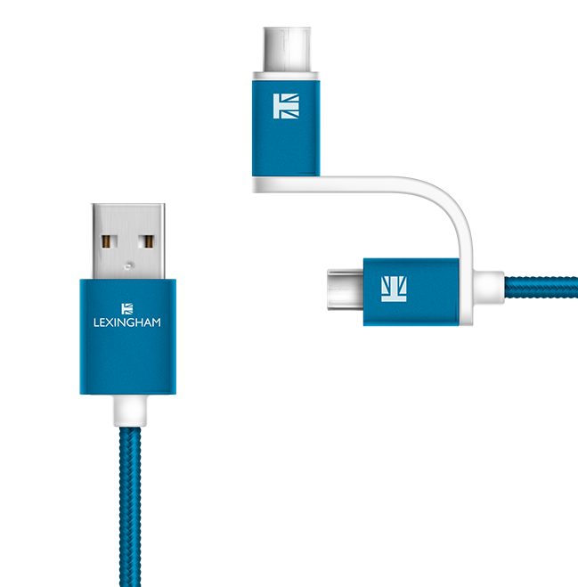 2 in 1 micro USB type c 5790 lexingham