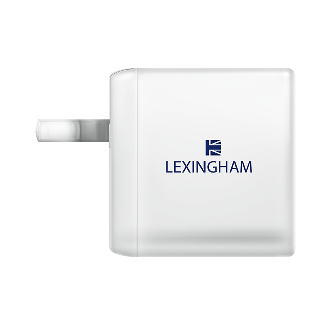 wall charger china dual port lexingham 5501