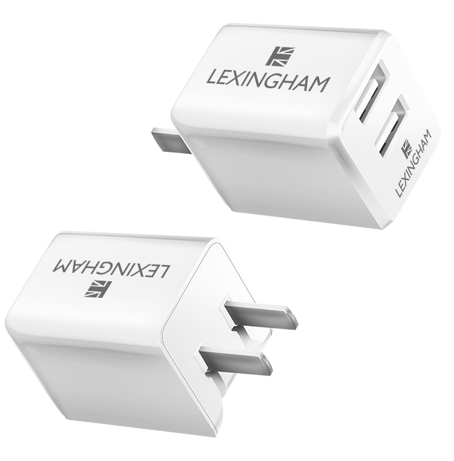 dual USB wall chargere 5440 lexingham