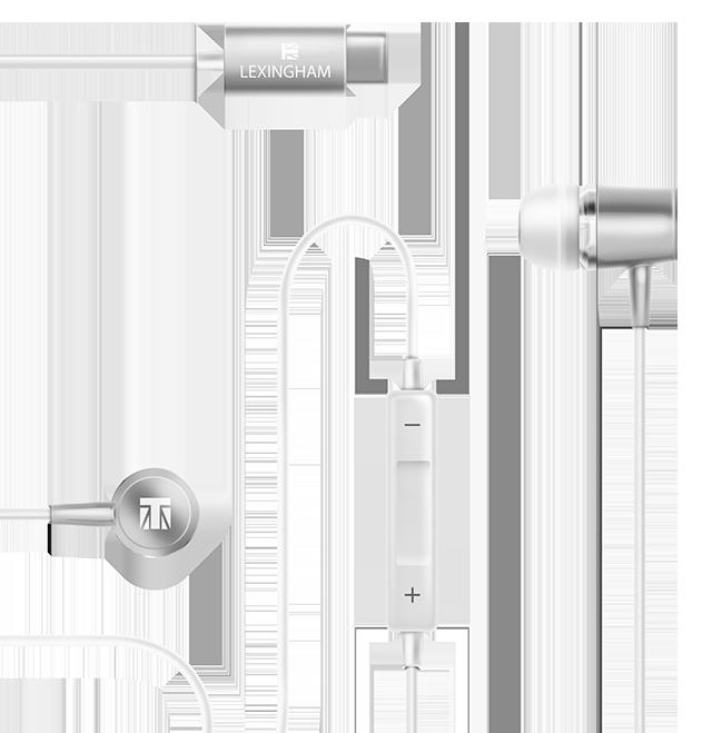 USB C Premium Earphones lexingham 5240
