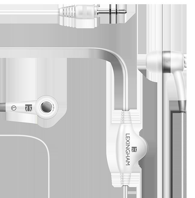 Volume Control Earphones 5200 lexingham