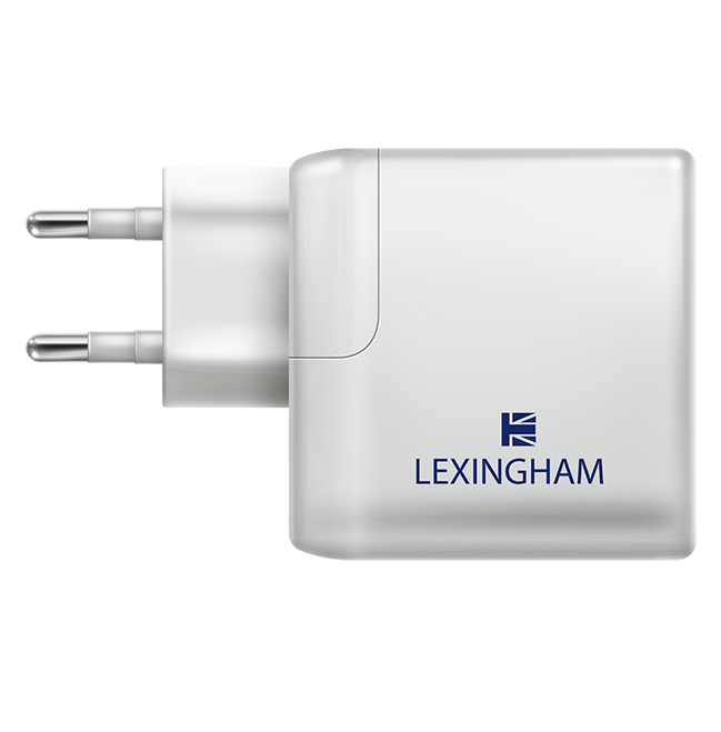 wall charger Europe 2 ports 5740 lexingham