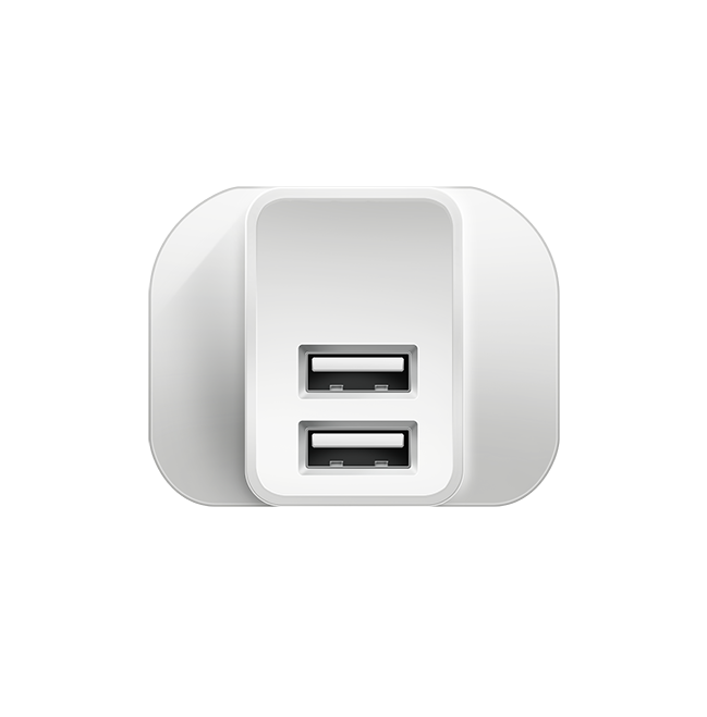 wall usb charger 5430 lexingham front