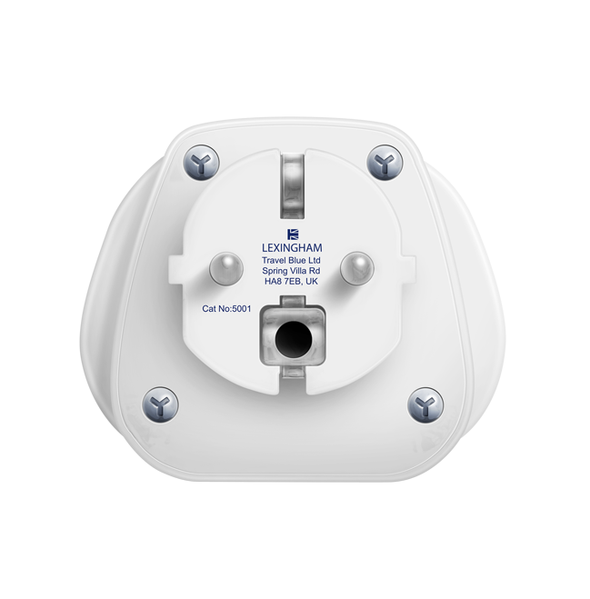 World to EU travel adaptor by lexingham