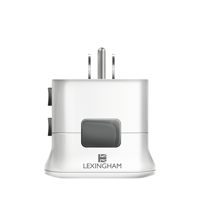 Earthed Worldwide Adaptor 5014 lexingham
